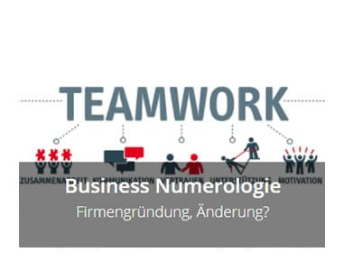 Business Numerlogie Wahrsagen