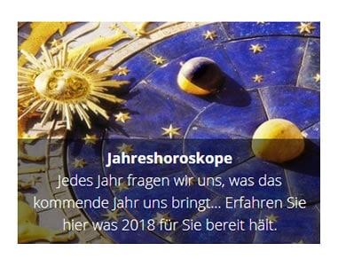 Jahreshoroskope in 45127 Essen