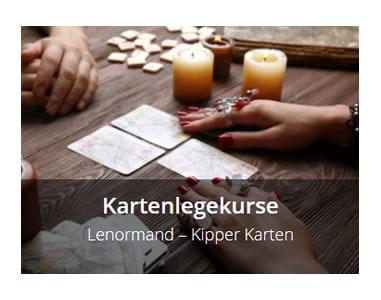 Kartenlegenkurse: Lenormand, Kipper Karten aus 90547 Stein