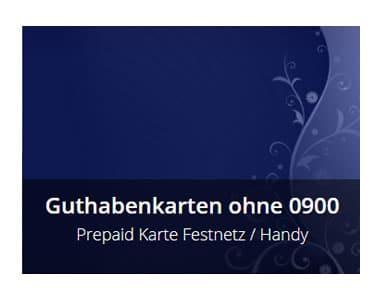 Kartenlegen Guthabenkarte in 31675 Bückeburg