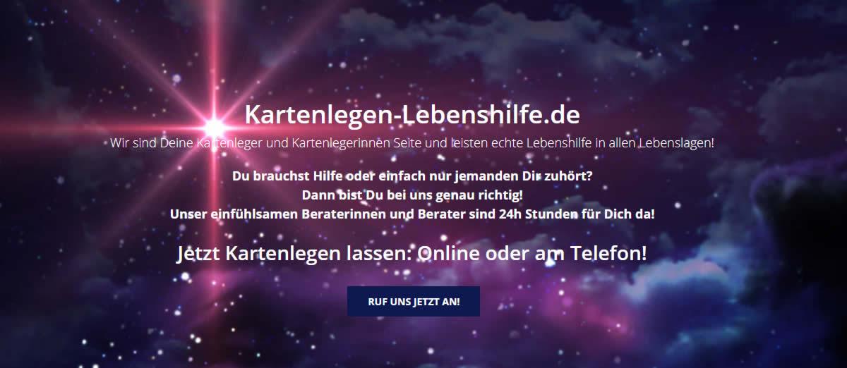 Kartenlegen für Altenberg - LEBENSHILFE: Tarotkarten, Kartenleger/in, Lenormand, Wahrsagen, Astrologie